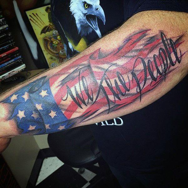 Tattoos Patriotic 48