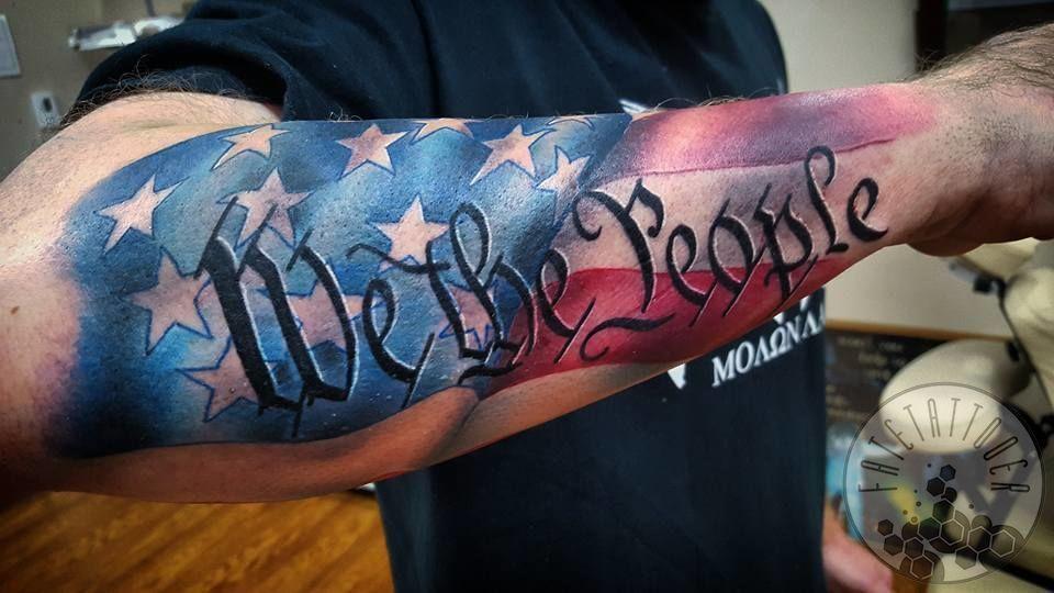 Tattoos Patriotic 51