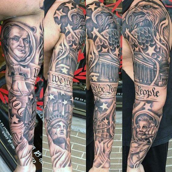 Tattoos Patriotic 52