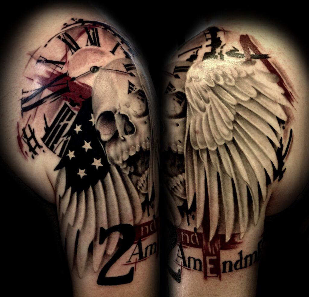 Tattoos Patriotic 57
