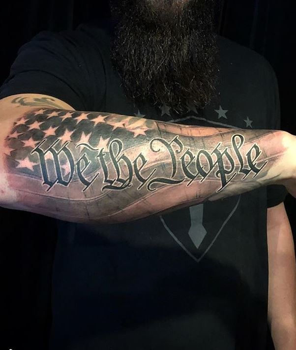 Tattoos Patriotic 64