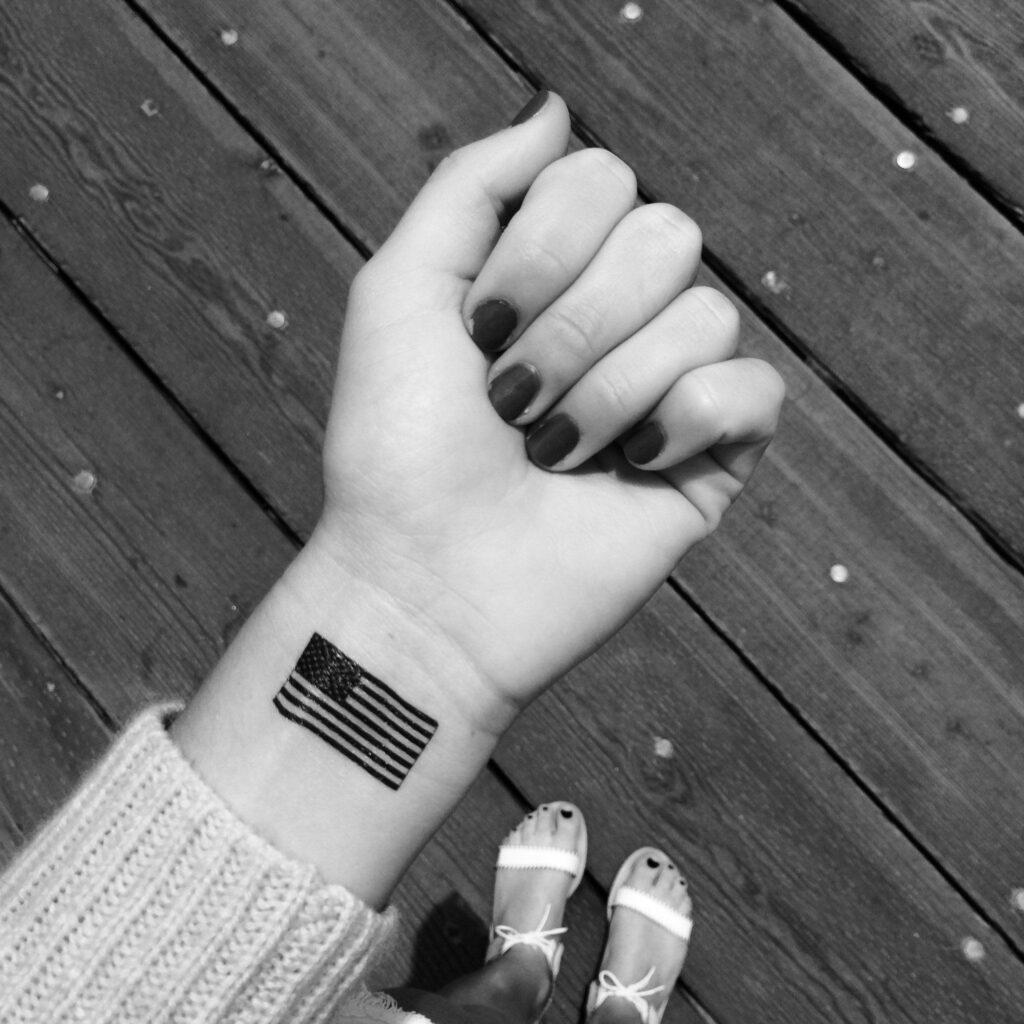Tattoos Patriotic 68