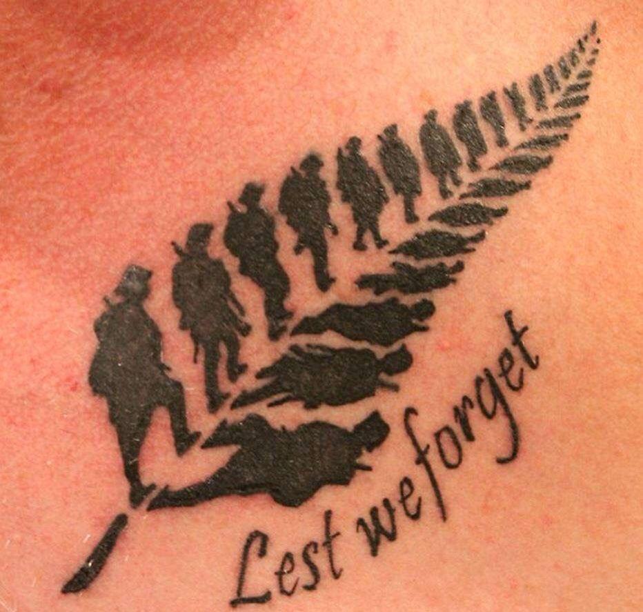 Tattoos Patriotic 73