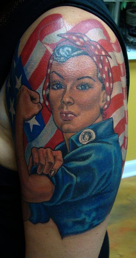 Tattoos Patriotic 77
