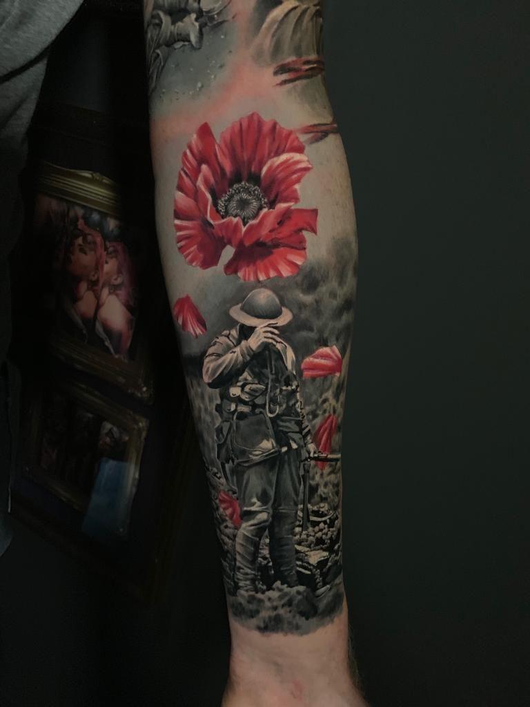 Tattoos Patriotic 81