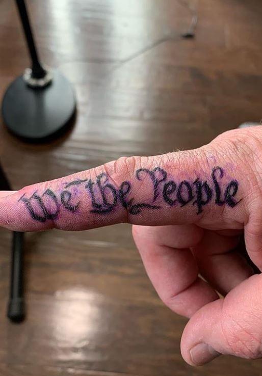 Tattoos Patriotic 84