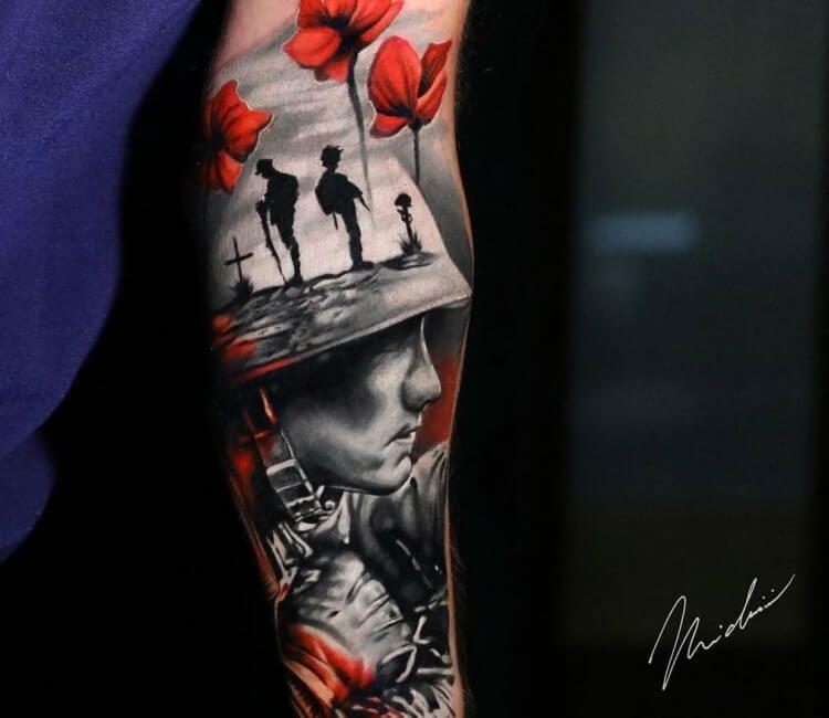 Tattoos Patriotic 85