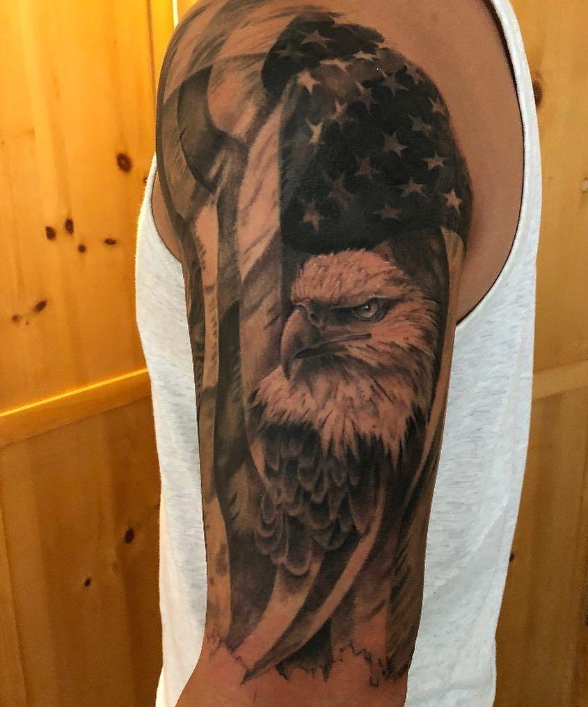 Tattoos Patriotic 87