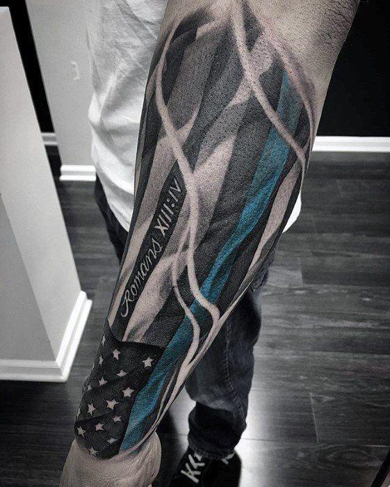 Tattoos Patriotic 88