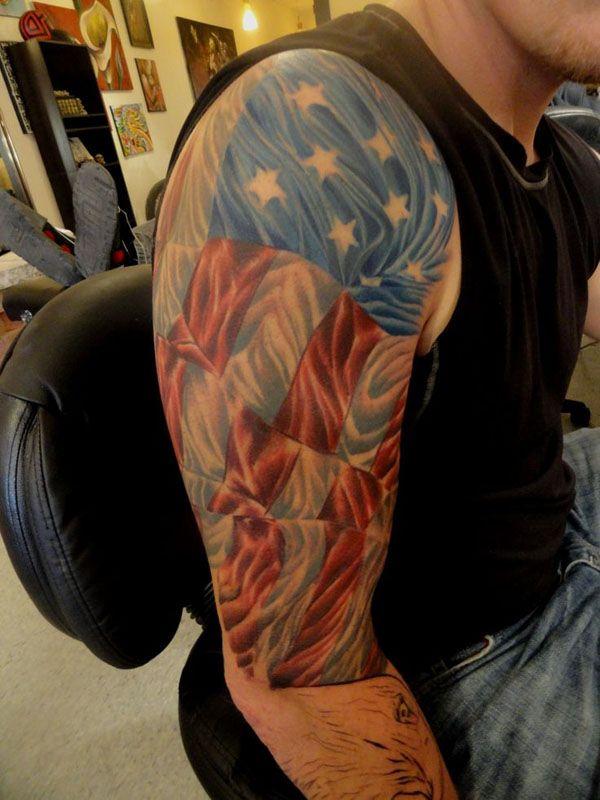 Tattoos Patriotic 89
