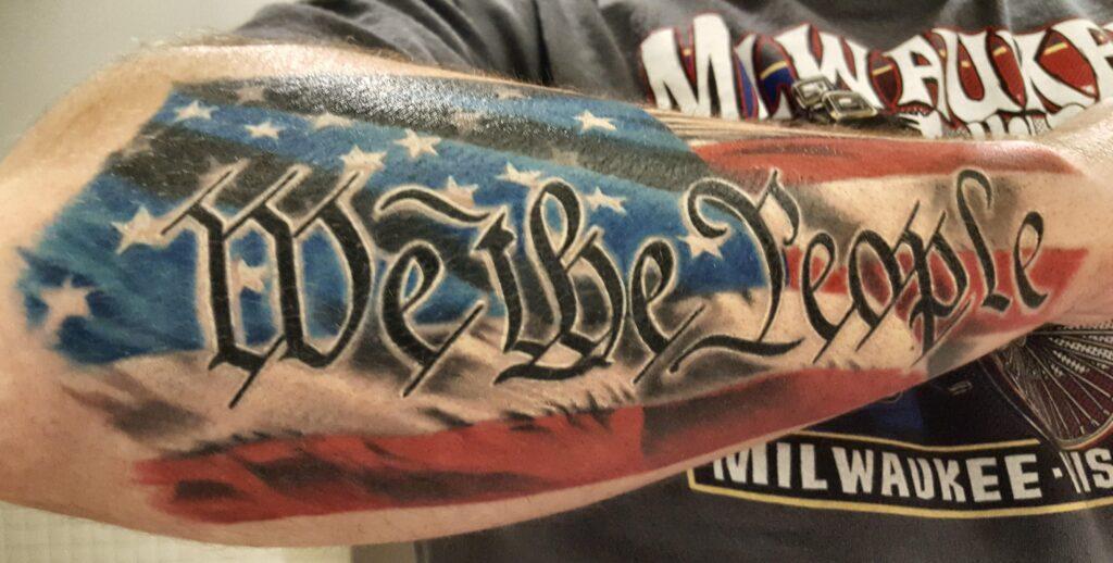 Tattoos Patriotic 90