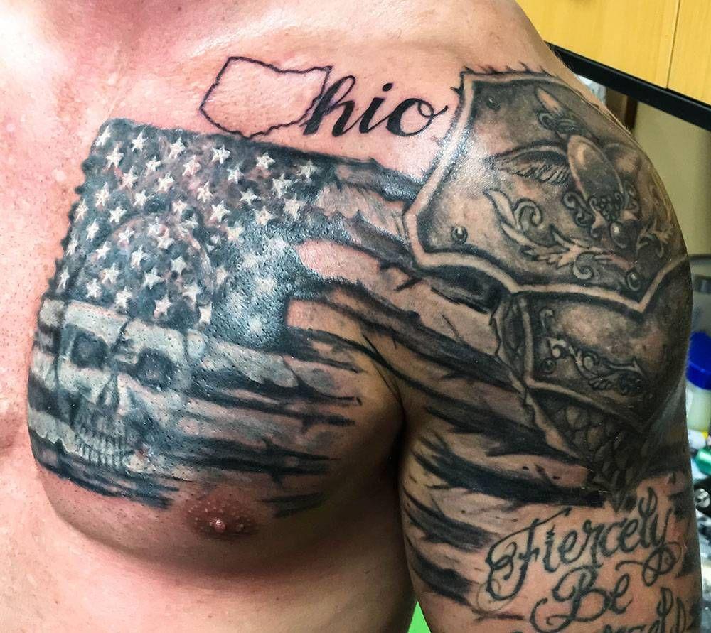 Tattoos Patriotic 91