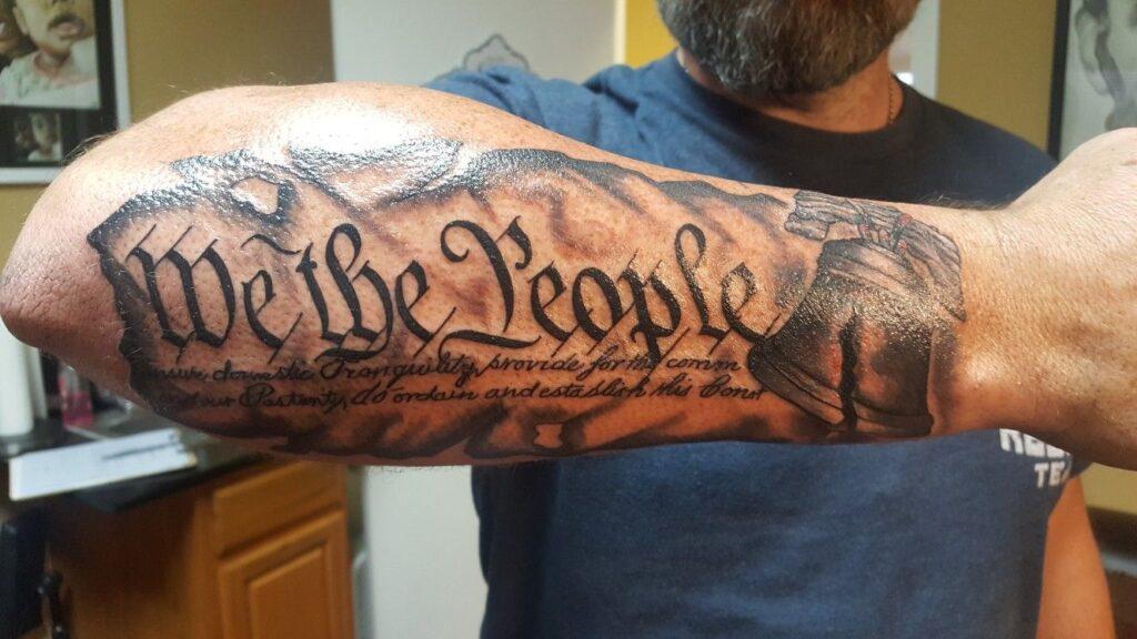Tattoos Patriotic 97