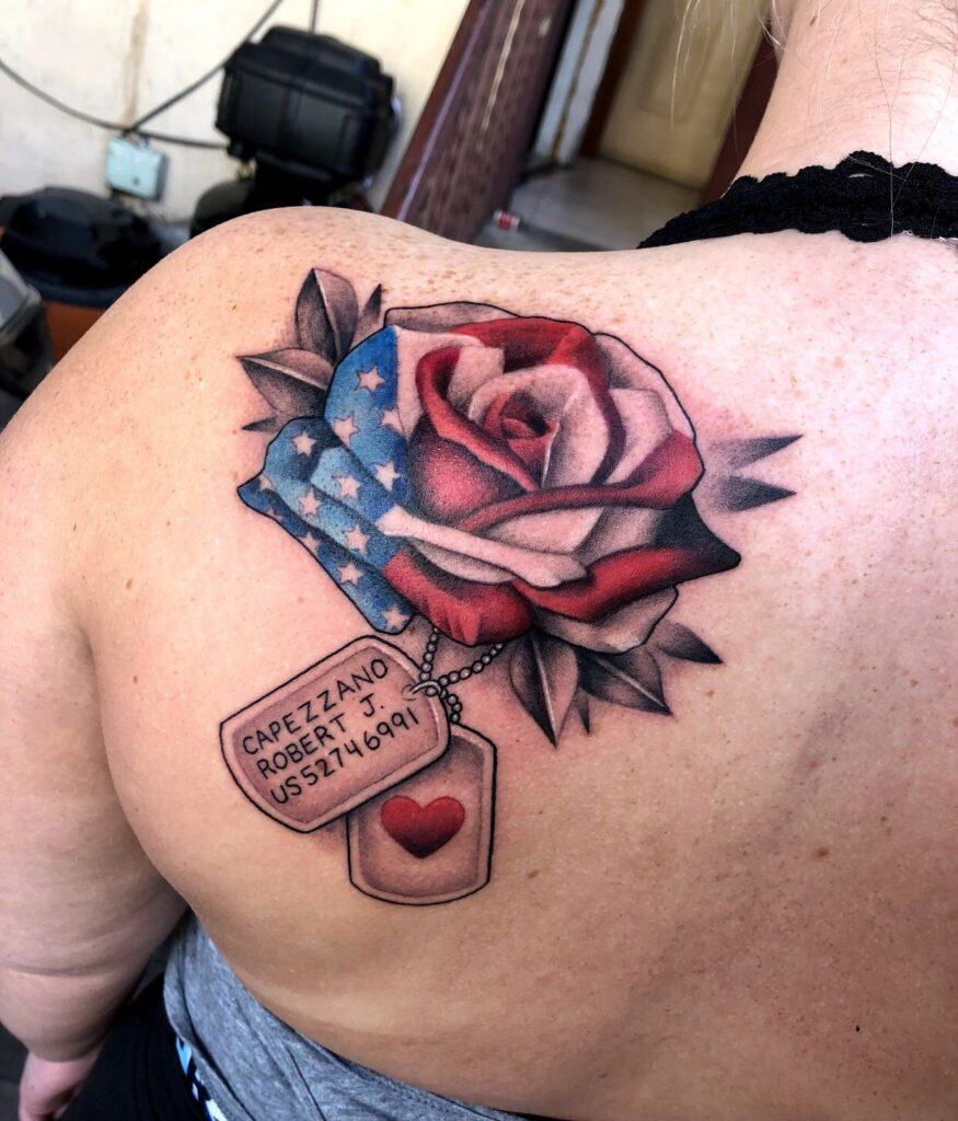Tattoos Patriotic 98