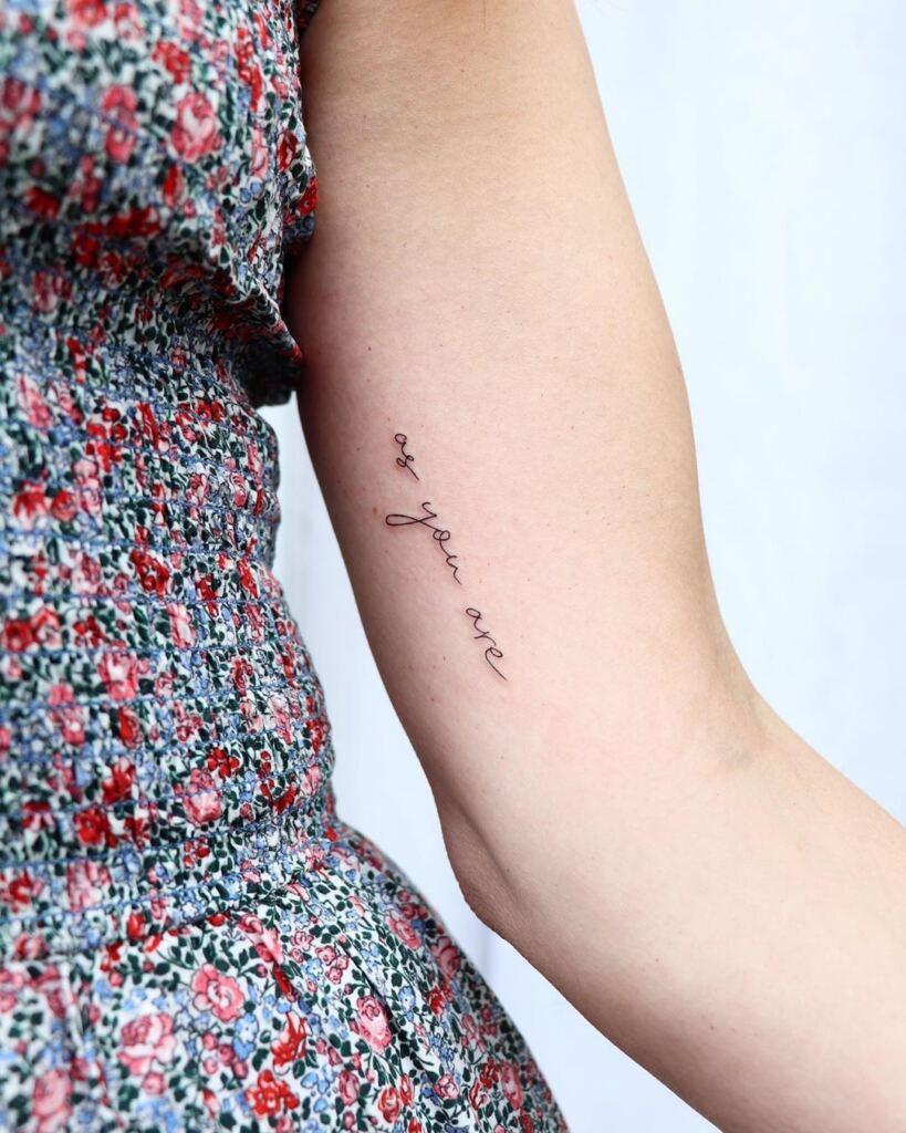 Tiny Tattoo Ideas Designs 46