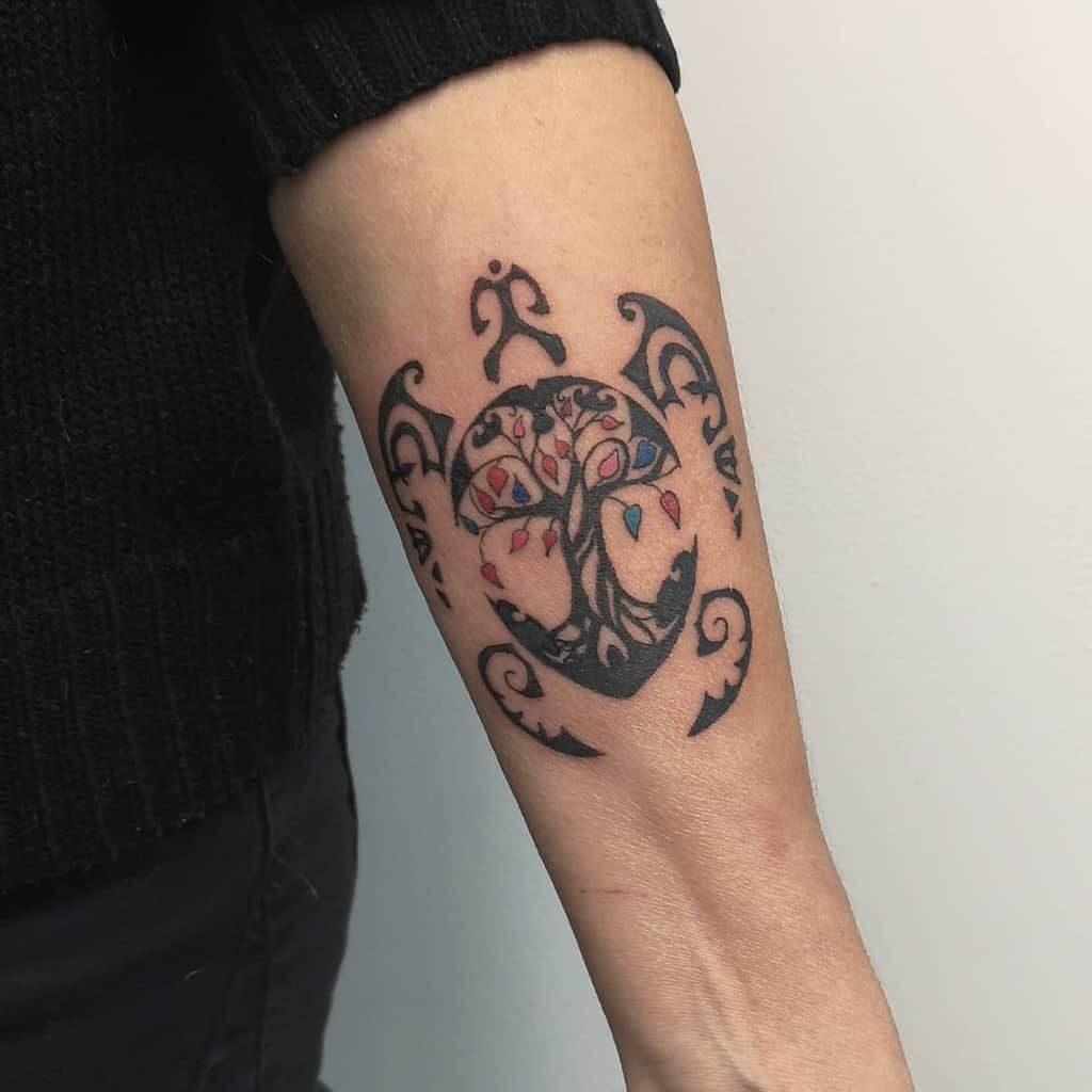 Turtle Tattoos 1