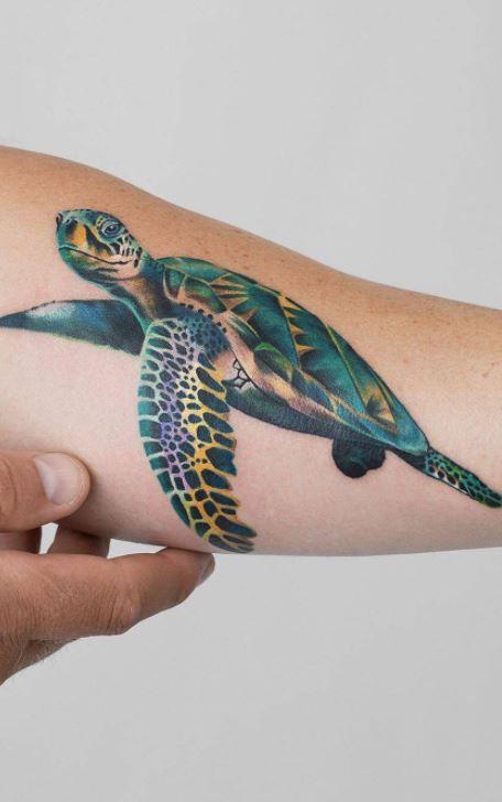 Turtle Tattoos 101