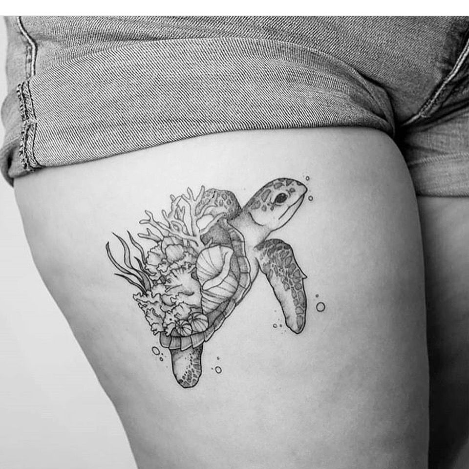 Turtle Tattoos 102