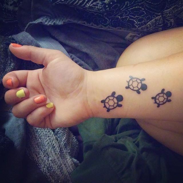 Turtle Tattoos 106