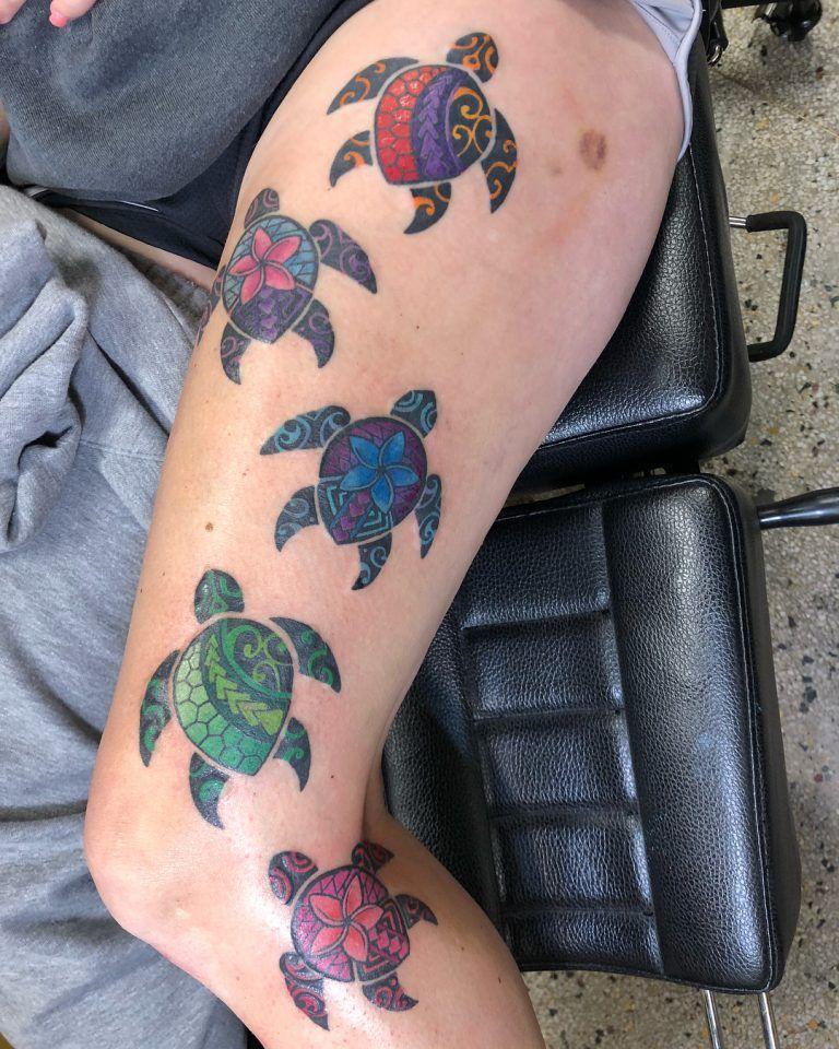 Turtle Tattoos 107