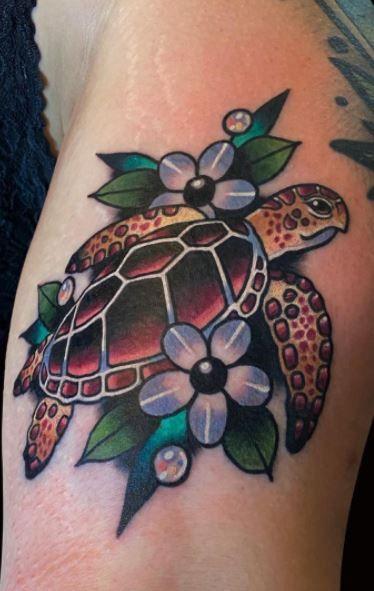 Turtle Tattoos 110