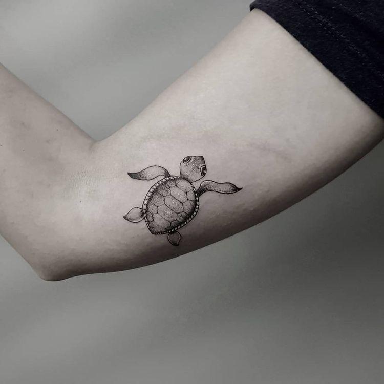 Turtle Tattoos 111