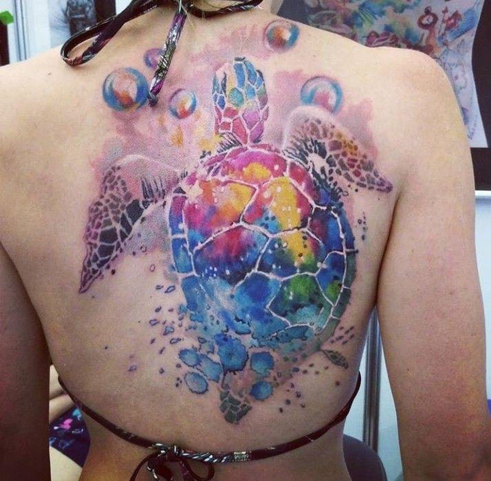 Turtle Tattoos 112