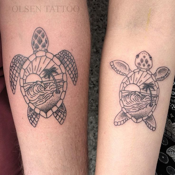 Turtle Tattoos 114