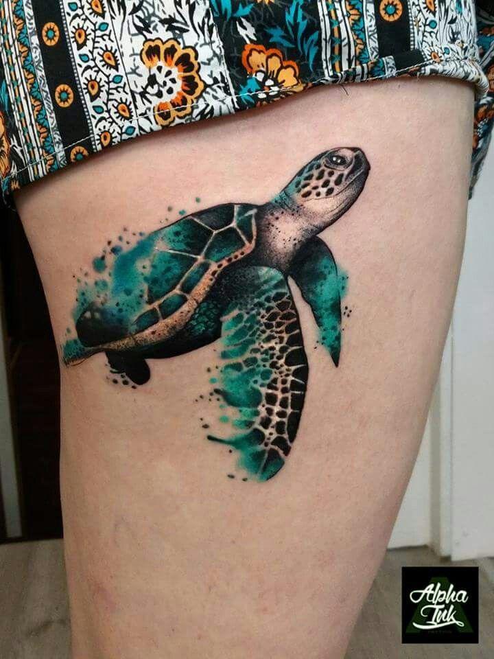 Turtle Tattoos 12