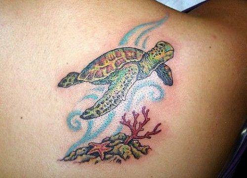 Turtle Tattoos 124