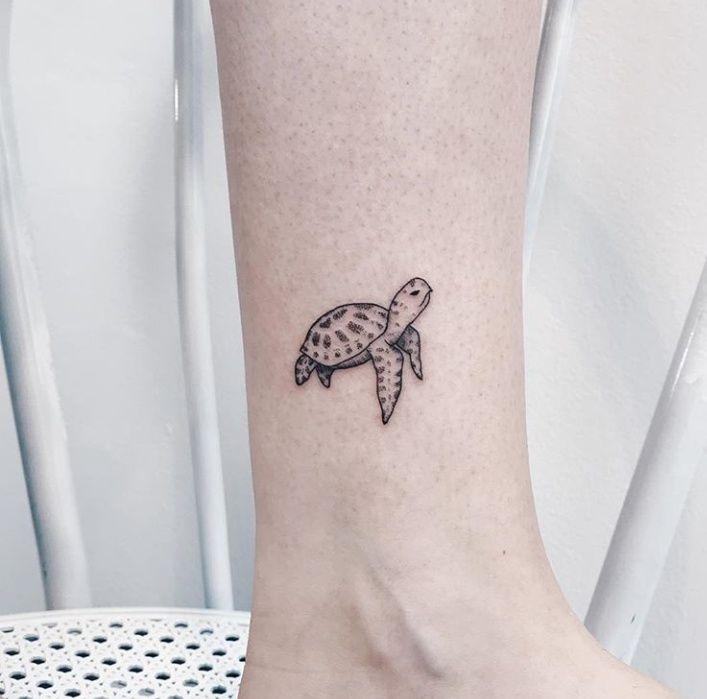 Turtle Tattoos 129