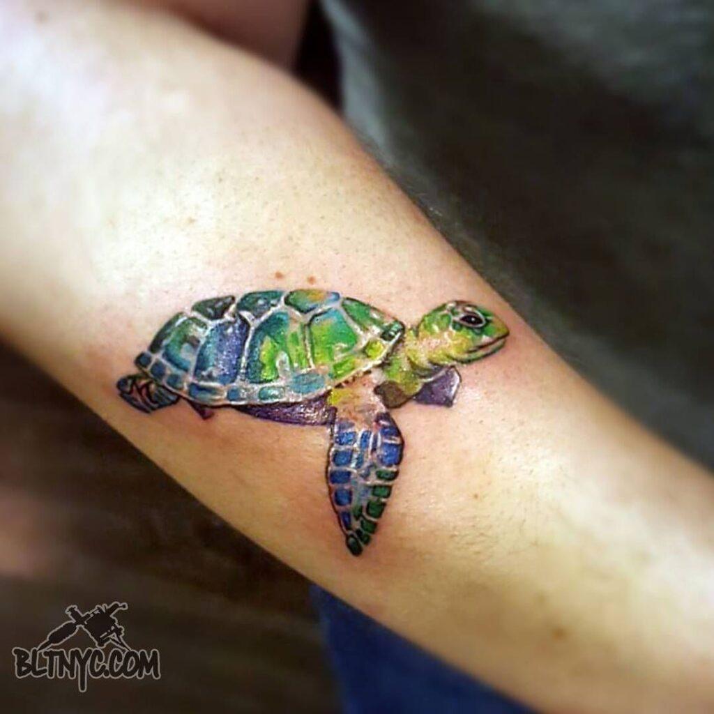Turtle Tattoos 133