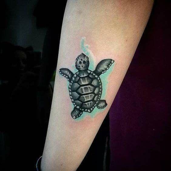 Turtle Tattoos 138