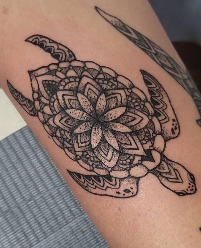 Turtle Tattoos 15