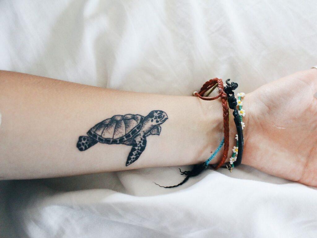 Turtle Tattoos 16