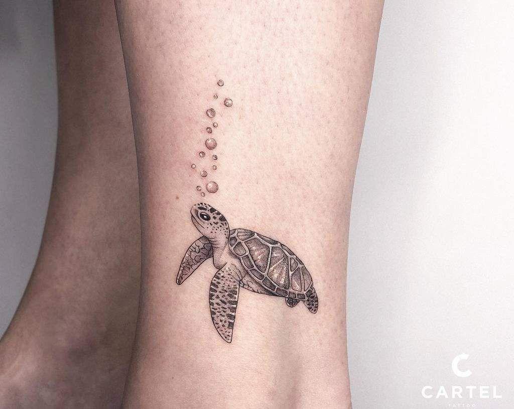 Turtle Tattoos 23