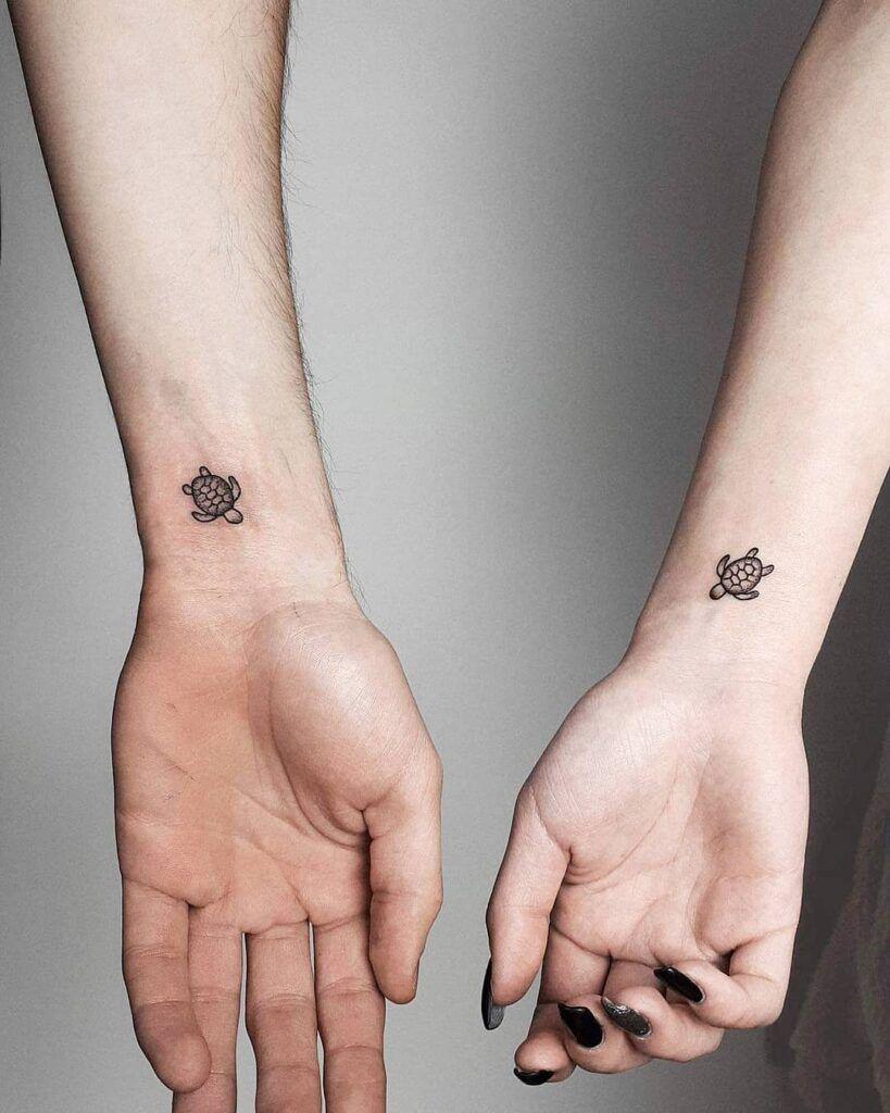 Turtle Tattoos 25
