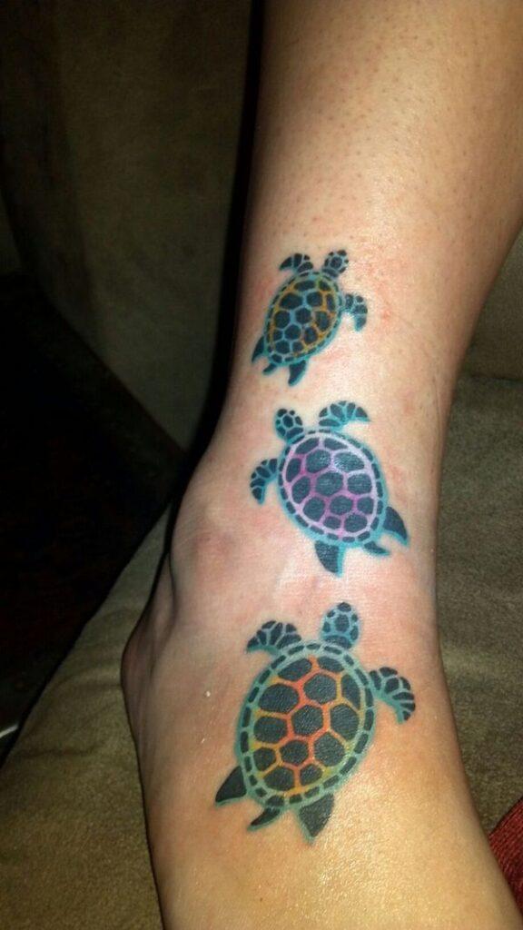 Turtle Tattoos 37