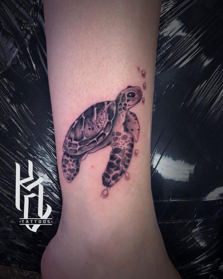 Turtle Tattoos 41