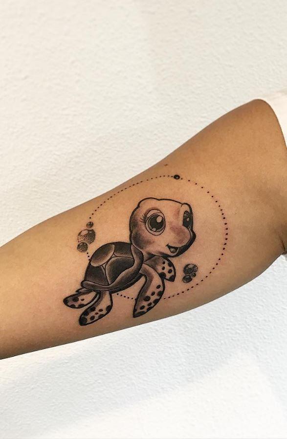 Turtle Tattoos 42