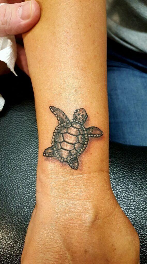 Turtle Tattoos 43