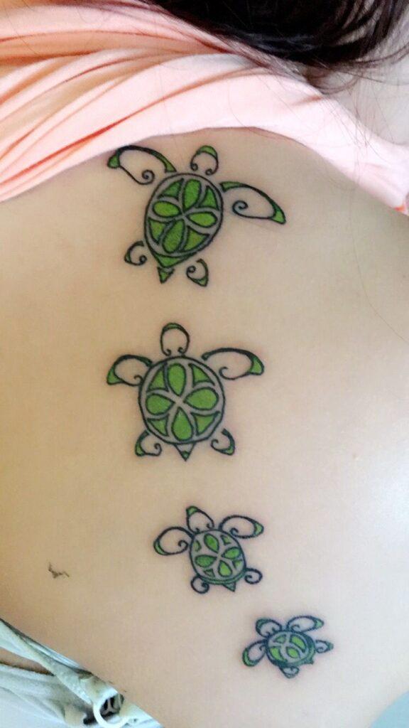 Turtle Tattoos 48