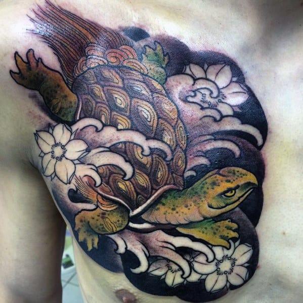 Turtle Tattoos 5