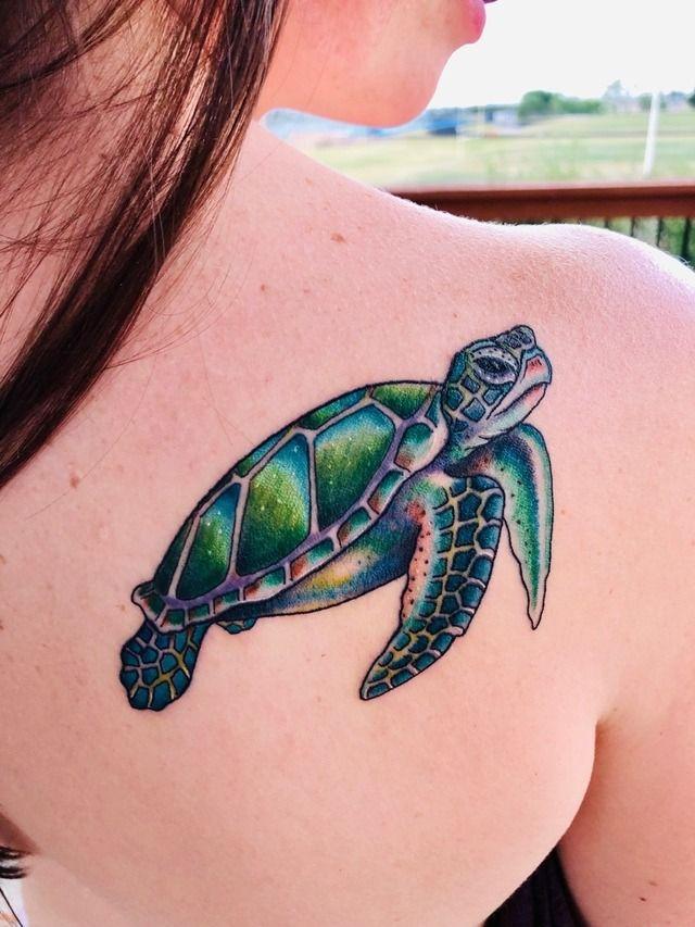 Turtle Tattoos 52