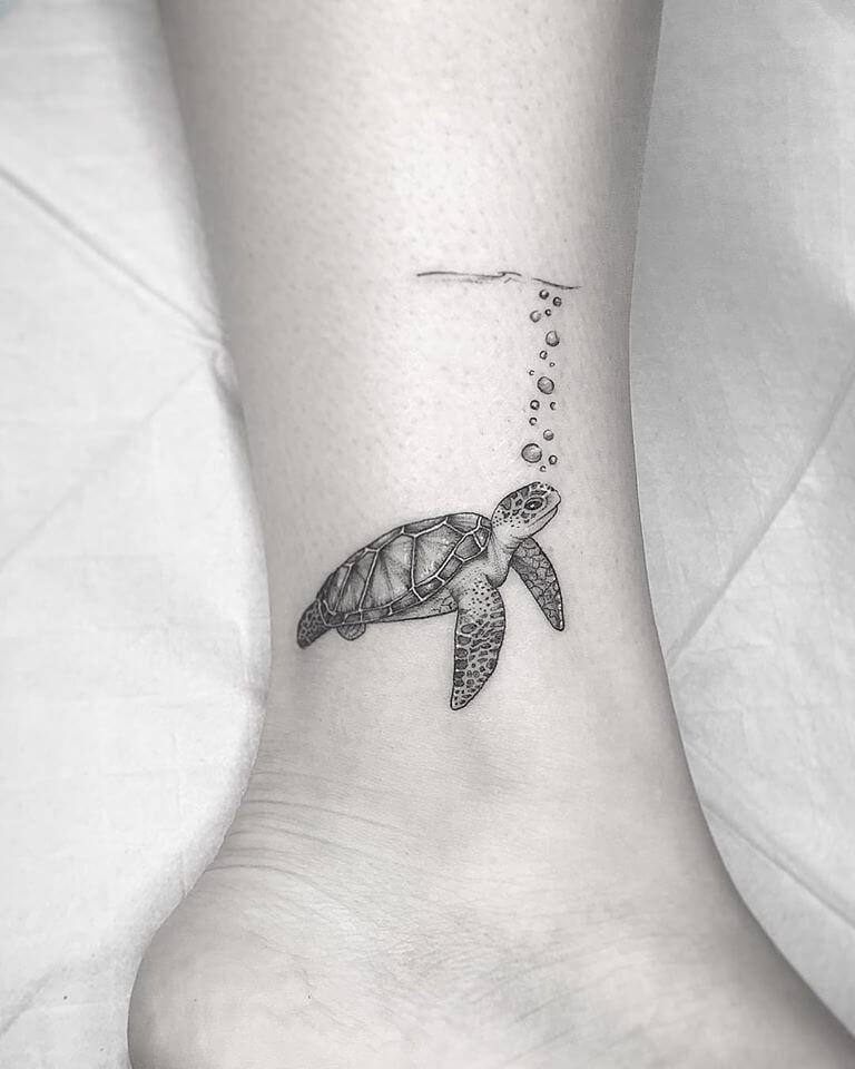 Turtle Tattoos 57