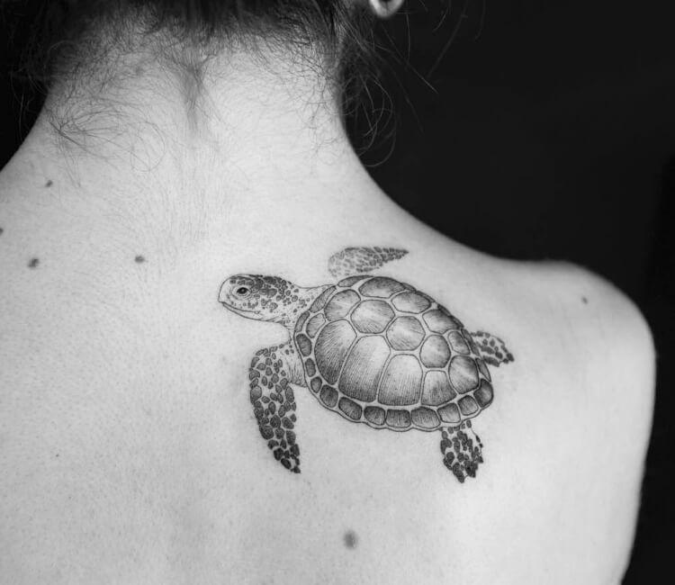 Turtle Tattoos 58