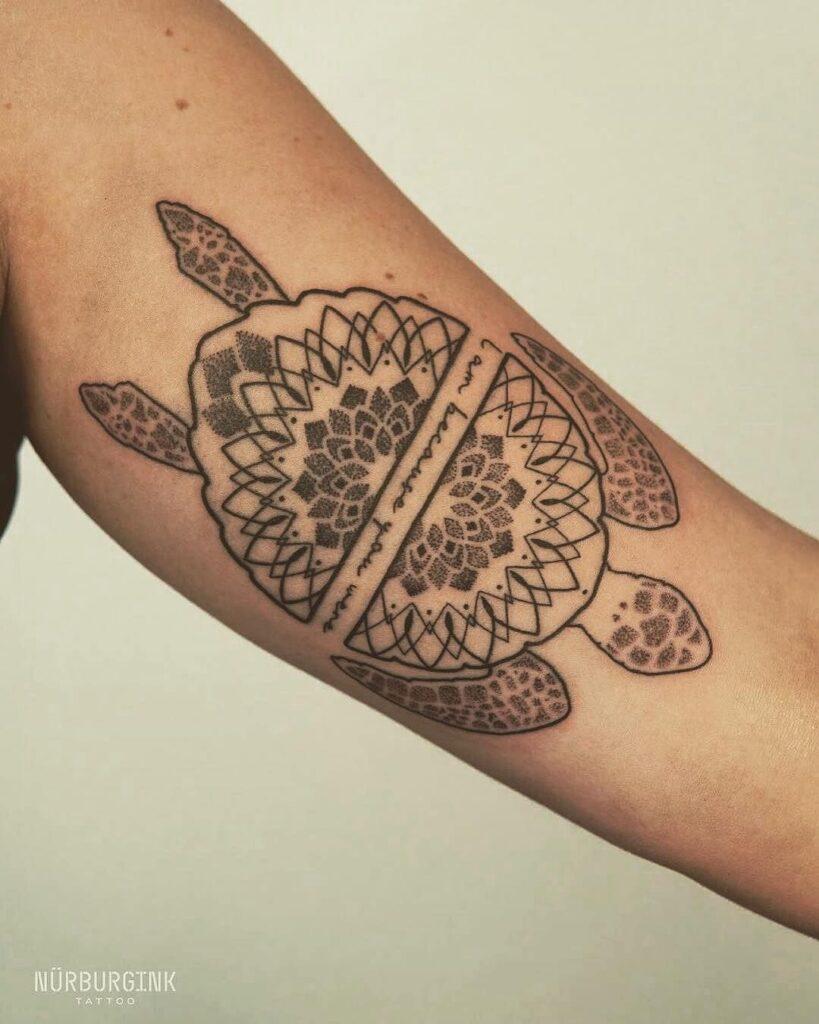 Turtle Tattoos 59