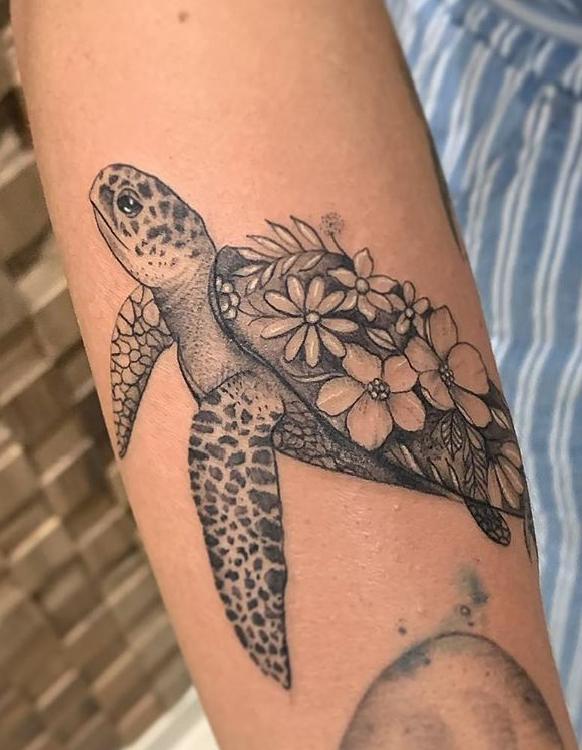 Turtle Tattoos 6