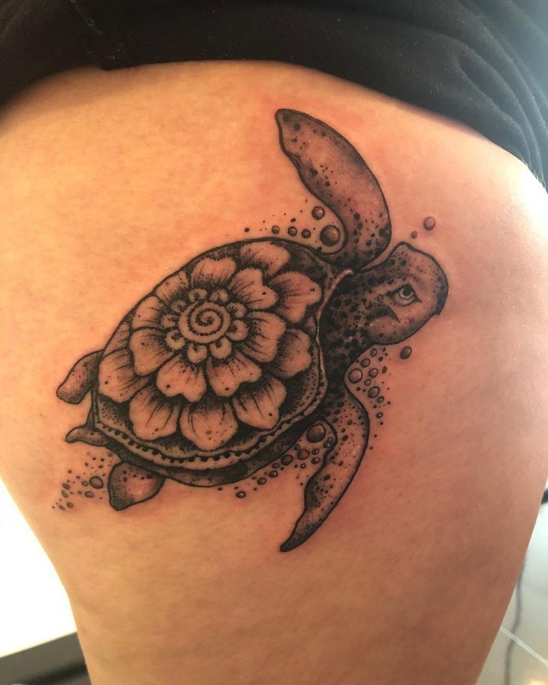 Turtle Tattoos 70