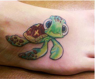 Turtle Tattoos 73